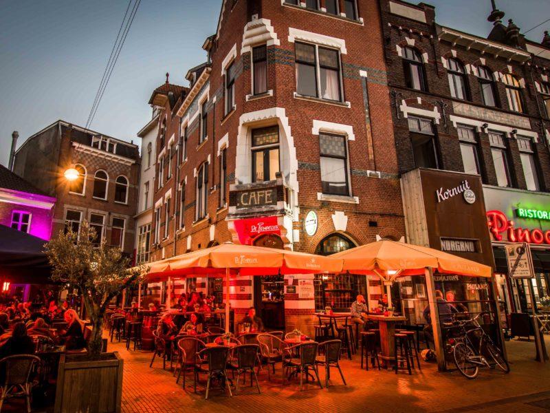 Terras Café De Tempelier