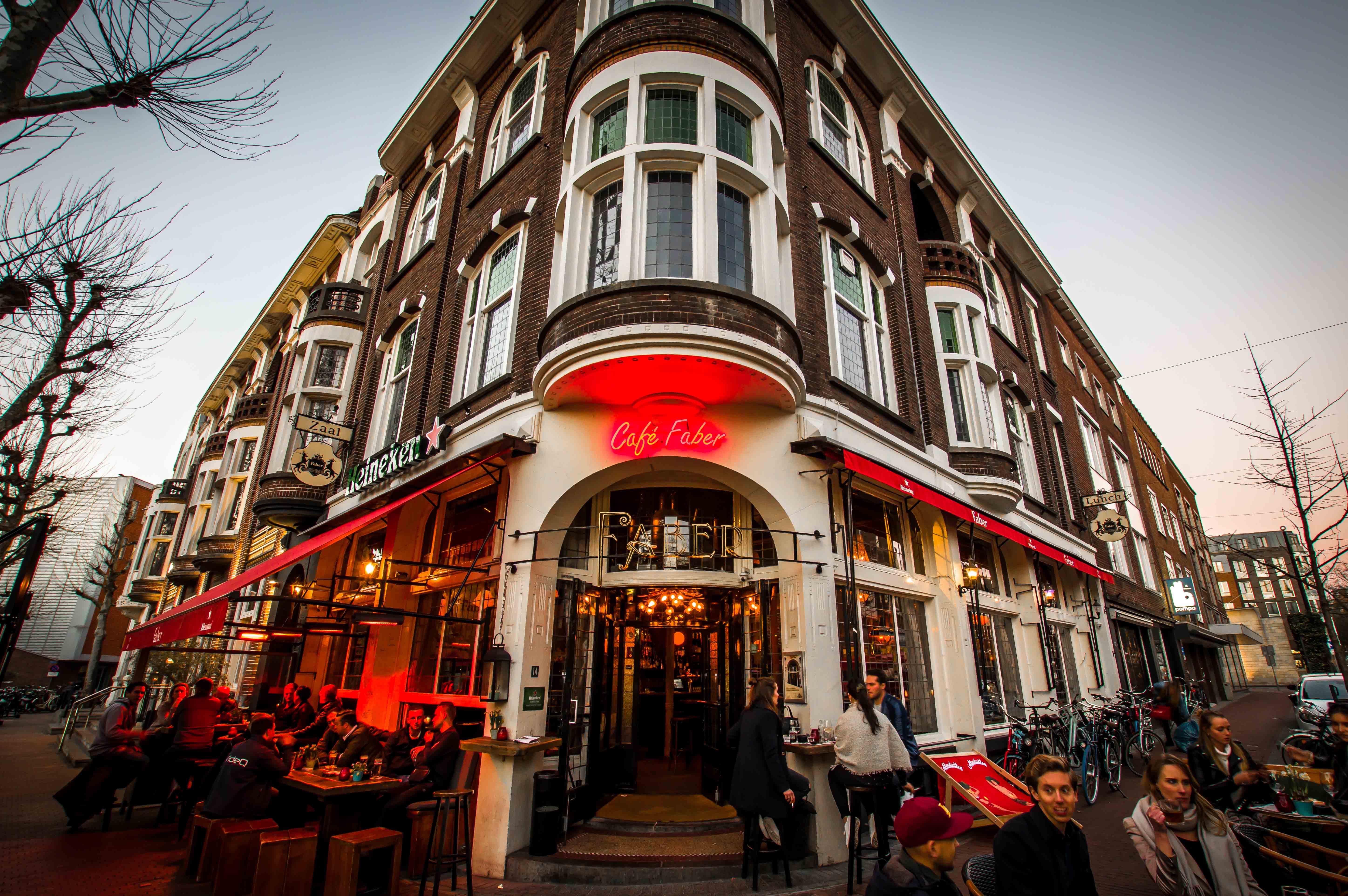Terras Café Faber